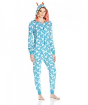 Bottoms Out Womens Fleece Onesie