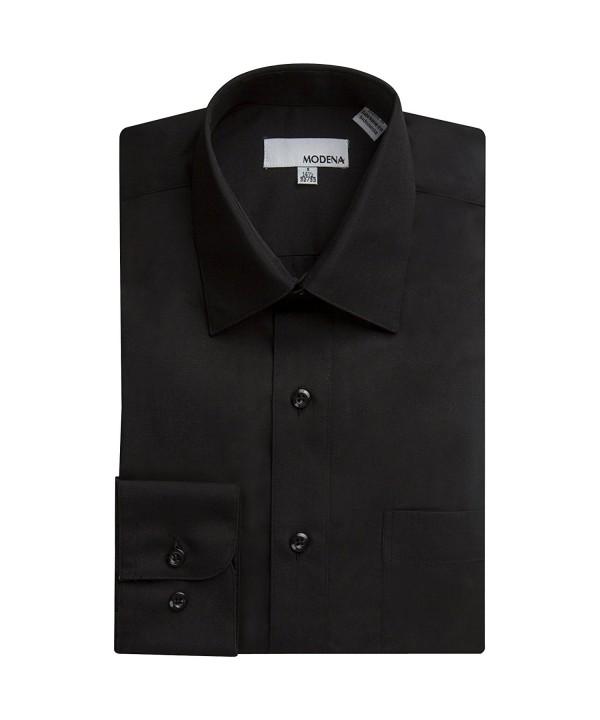 Modena Mens Sleeve Dress Shirt