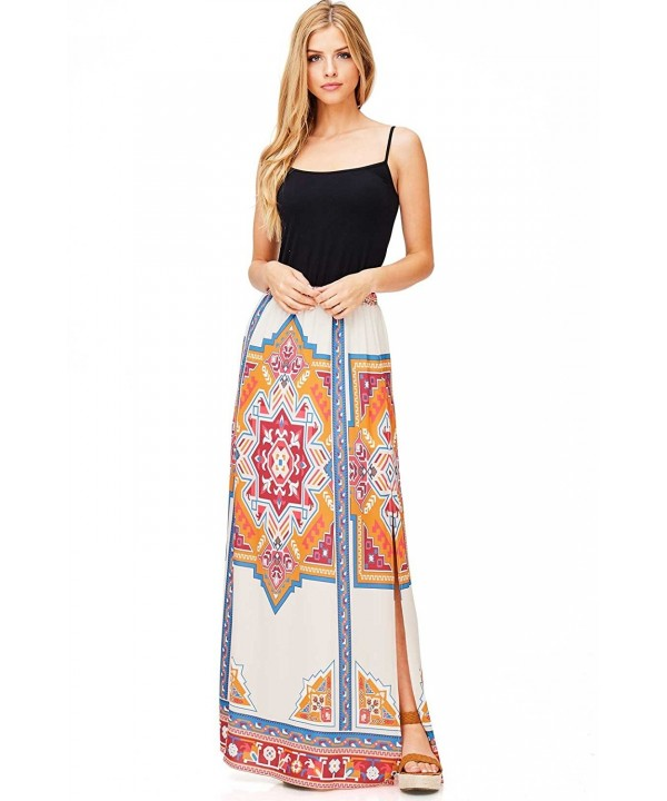 Flying Tomato Womens Skirt Split