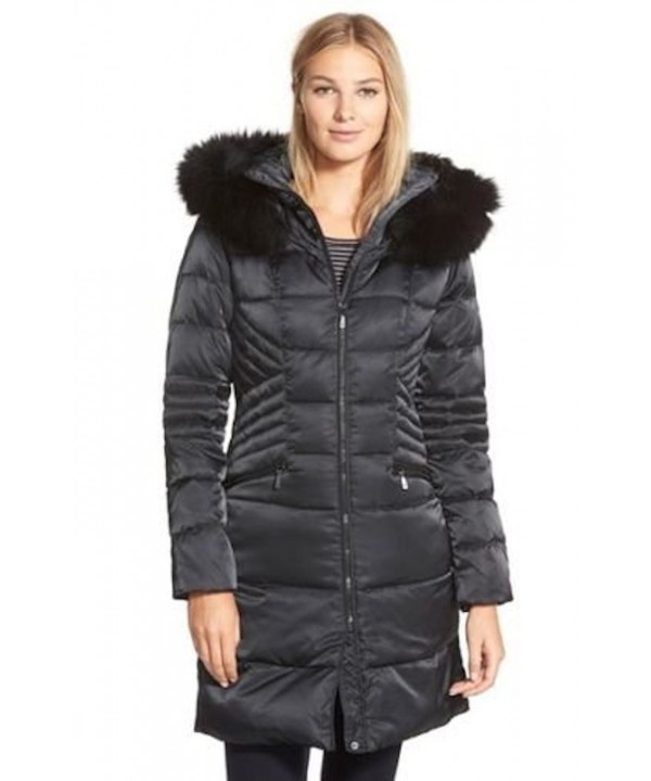 Madison Ladies Hooded Walker Jacket