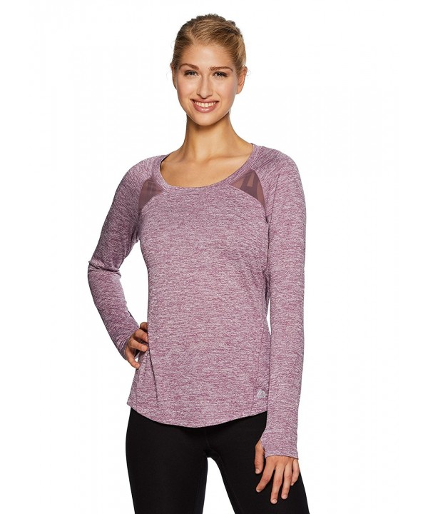 RBX Active Womens Sleeve Scoop