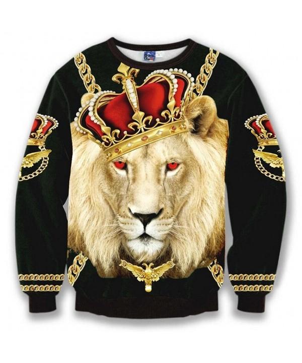 Pizoff Sleeve Graphic Sweatshirts Y1627 10 XXL