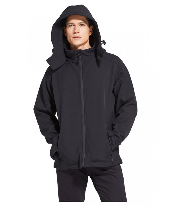 Landisun Hooded Jacket Shell Aurora