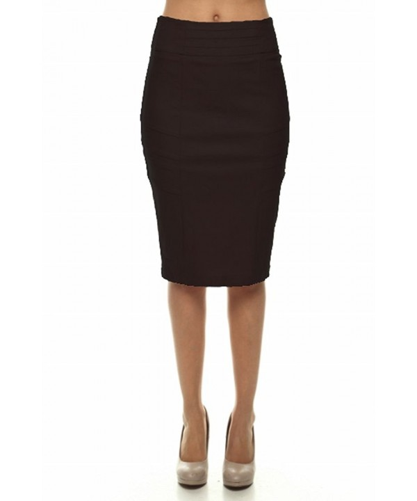 Rokoko Womens Formal Pencil Skirt