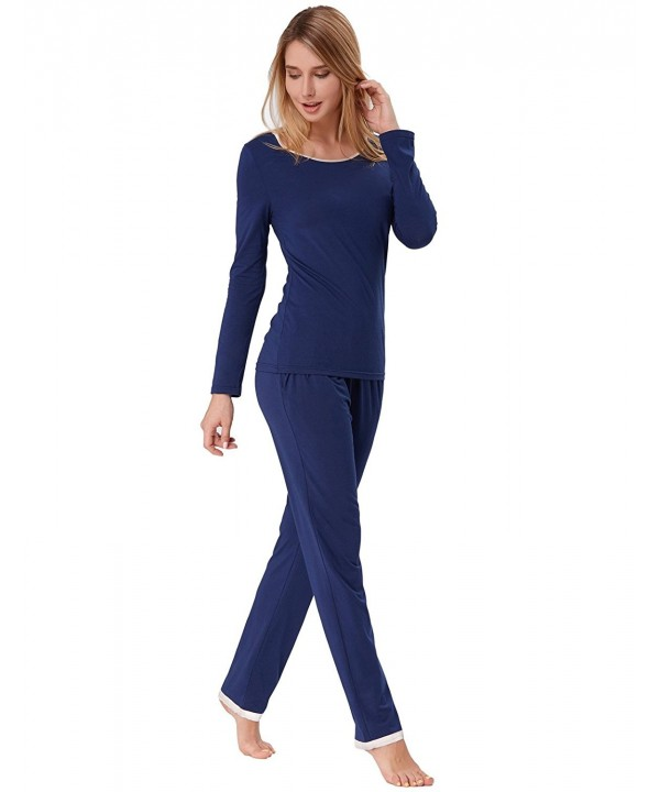 Pajama Women Splicing Sleeve ZE46 2
