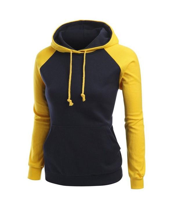 LAFASO Vintage Hoodies Raglan Sweatshirt