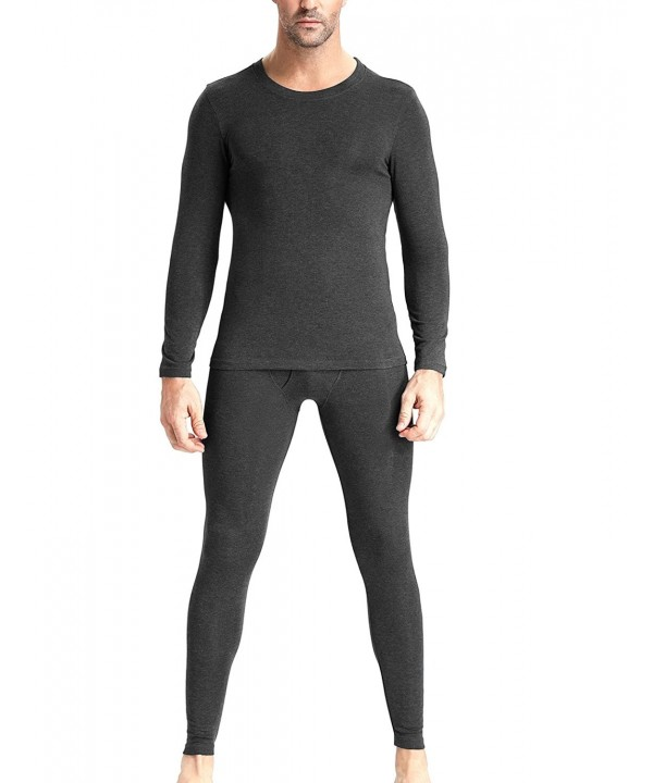 Mozzp Thermal Underwear X Large Charcoal