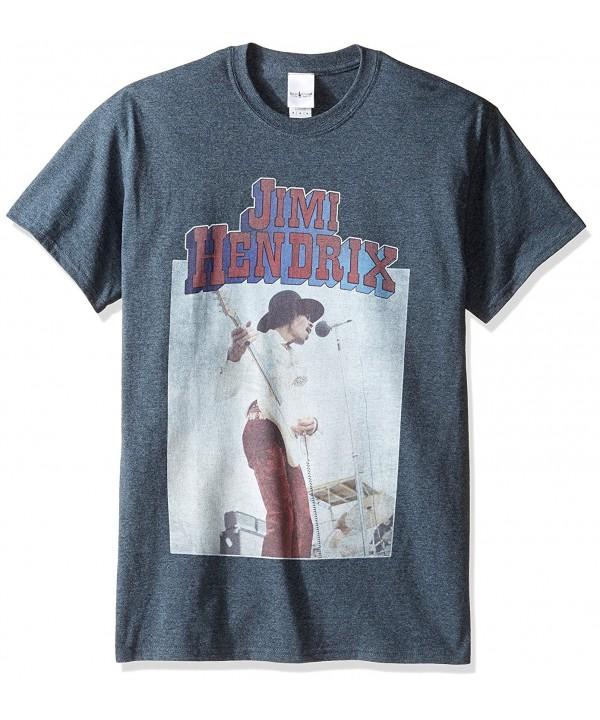Jimi Hendrix Festival Performance T Shirt