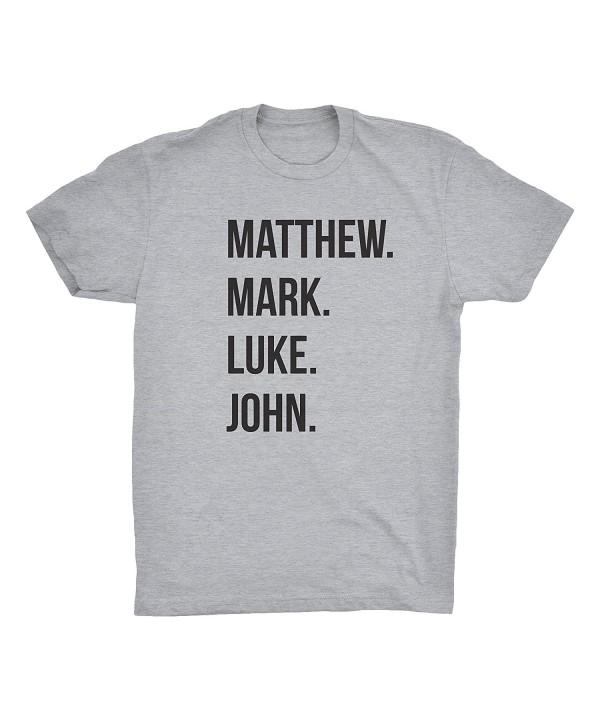 Matthew Disciples Christian T Shirt Jesus