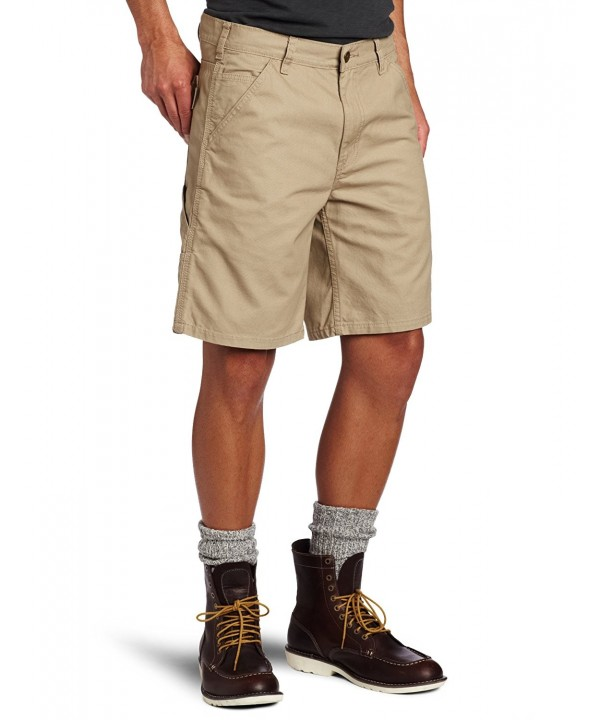 Wolverine Mens Hammerloop Short Khaki