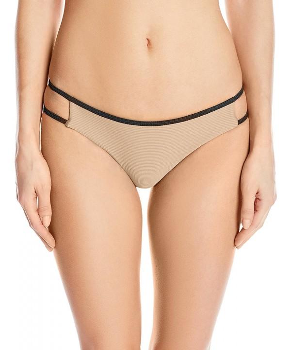 RVCA Womens Frothy Cheeky Bikini