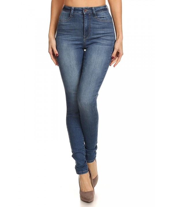 Aphrodite Womens Washed Skinny MEDIUM