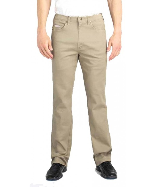 Grand River Pocket Khaki Stretch