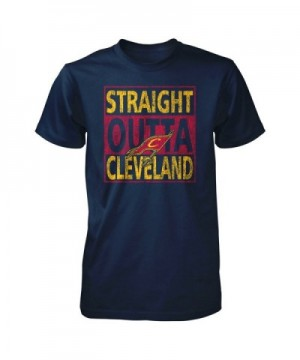 Tee Zone Straight Outta Cleveland