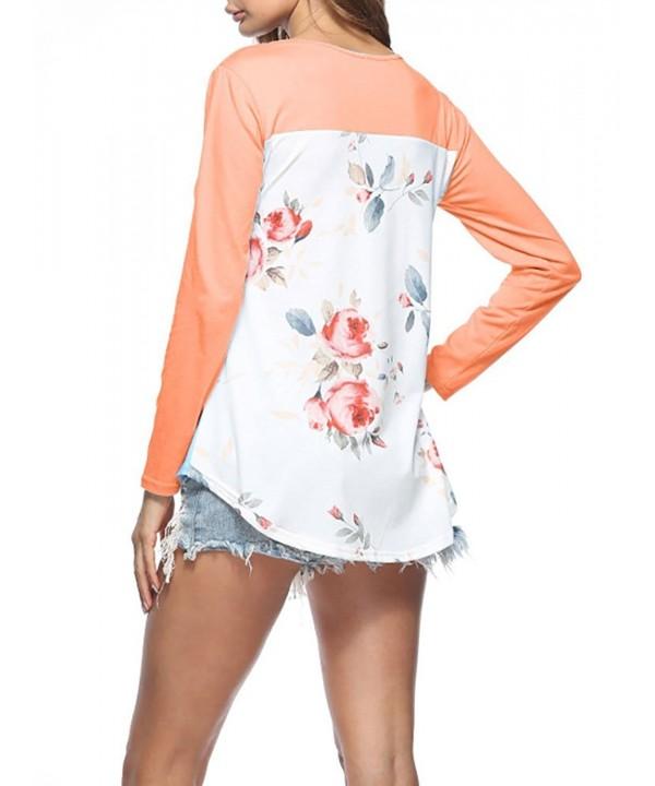 NICIAS Casual Floral T Shirt X Large