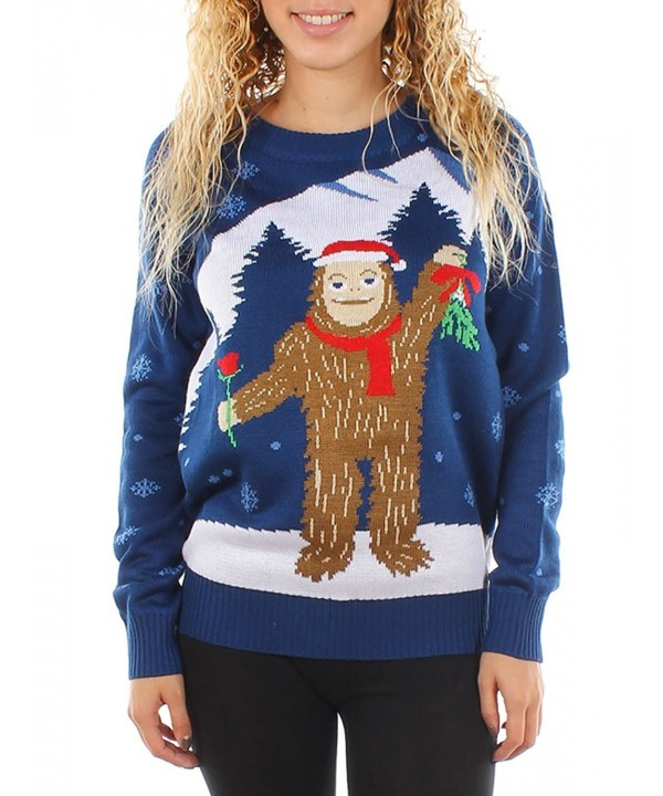 Tipsy Elves Romantic Sasquatch Christmas