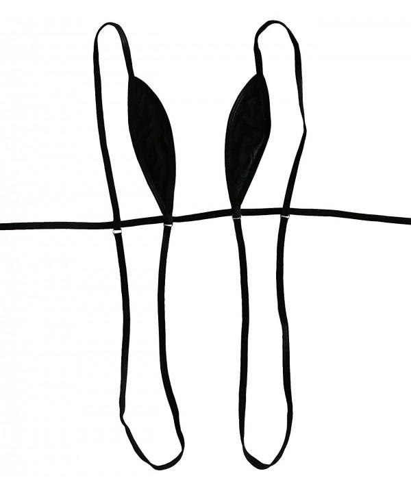 Esquki Womens Teeny Bikini Beachwear