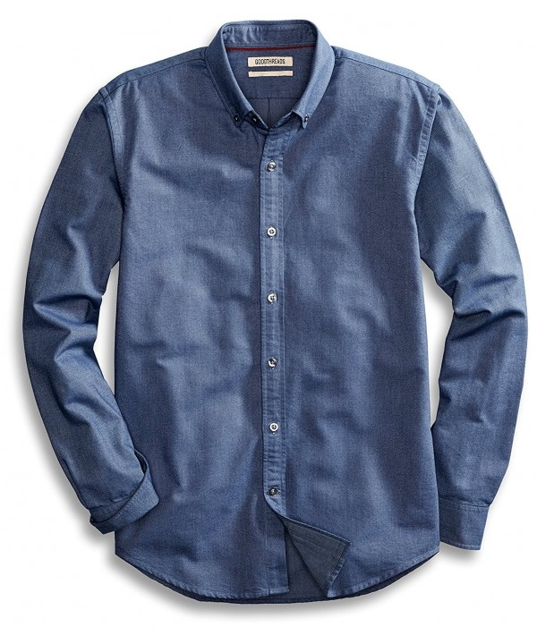 Goodthreads Standard Fit Long Sleeve Oxford X Large