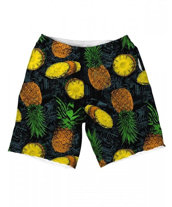 INTO AM Pineapple Premium Athletic