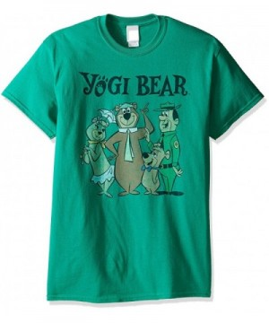 Yogi Bear Mens T Shirt Kelly