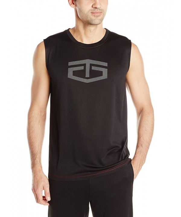 Tapout Power Button Muscle Black