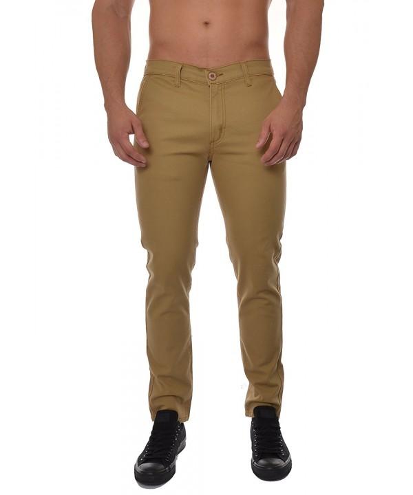 Wiz Skinny Flat Front Uniform America