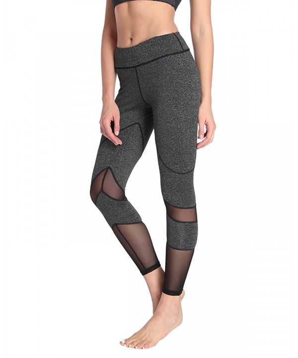 X HERR Workout Leggings Running Through