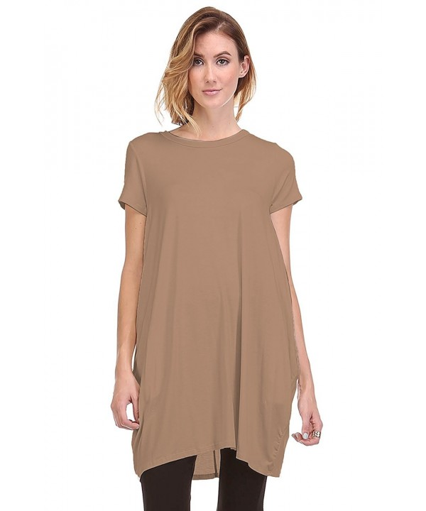LOV T5049A Ladies Short Sleeves Loose