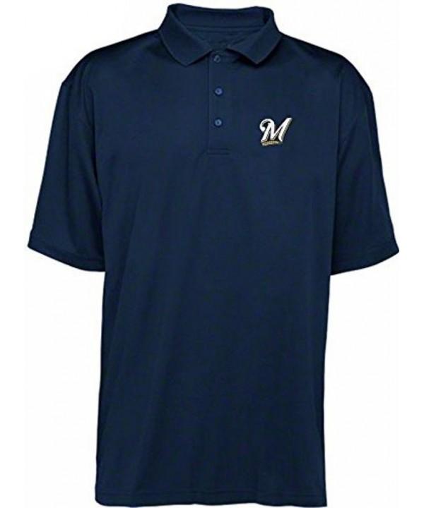 Milwaukee Brewers Majestic Shirt Sizes