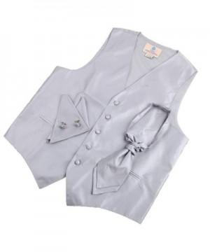 Wedding Designer Silver cufflinks VS2002 M