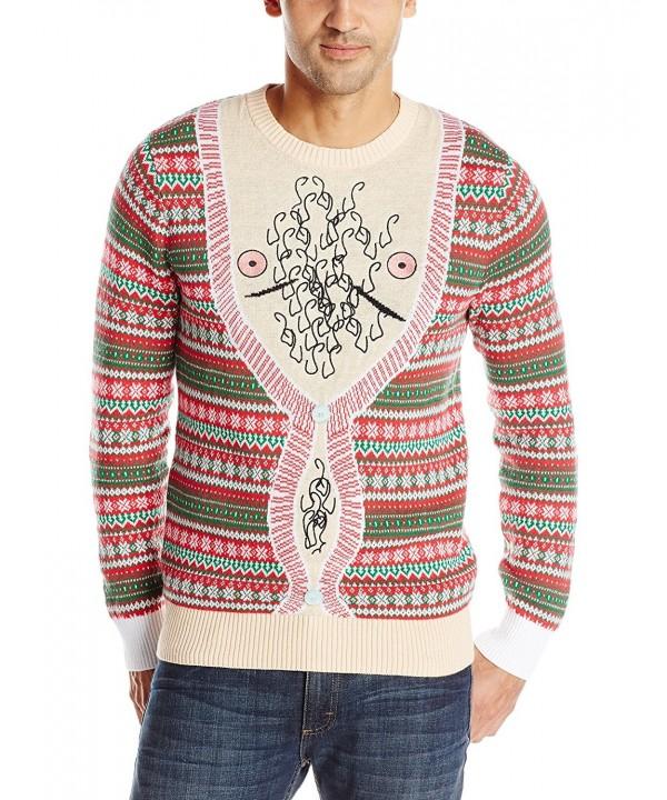Alex Stevens Cardigan Christmas Sweater