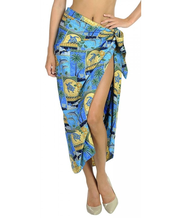 Leela Resort Lightweight Bathing Printed