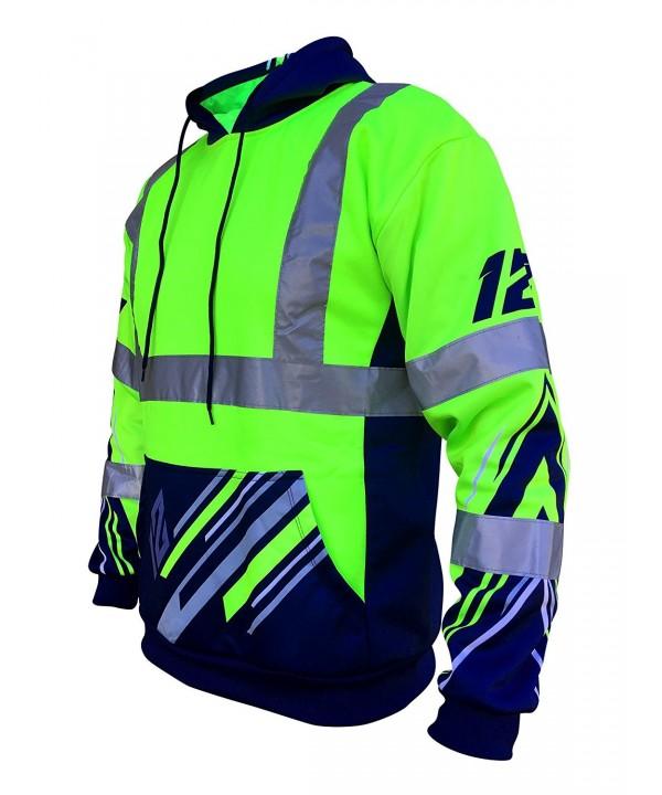 SafetyShirtz SS360 Seattle Twelve Safety