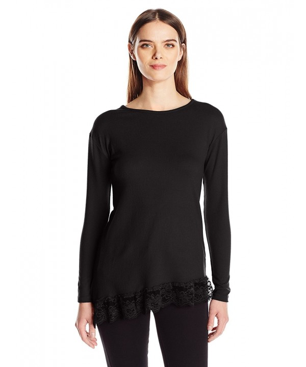 French Laundry Womens Sleeve Asymmetrical