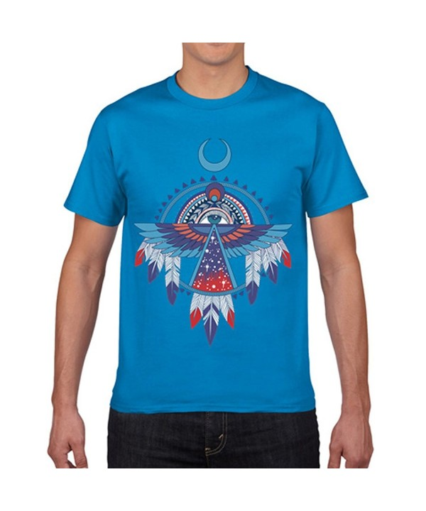 Graphic T Shirt American Thunderbird Printed