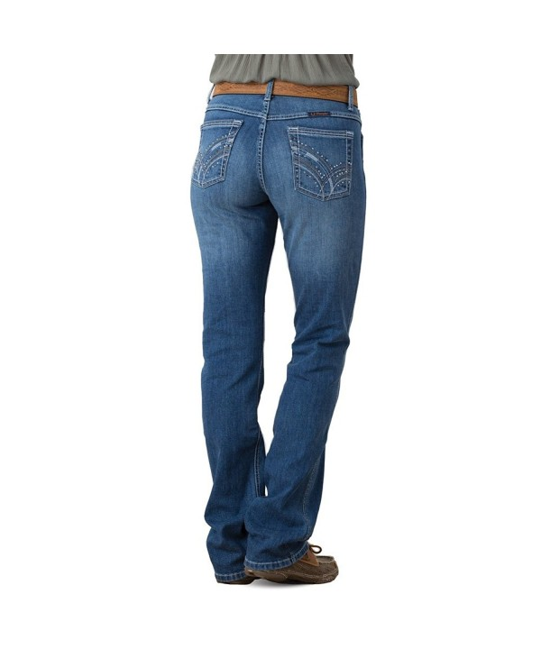 Wrangler Q Baby Rodeo Riding Jean