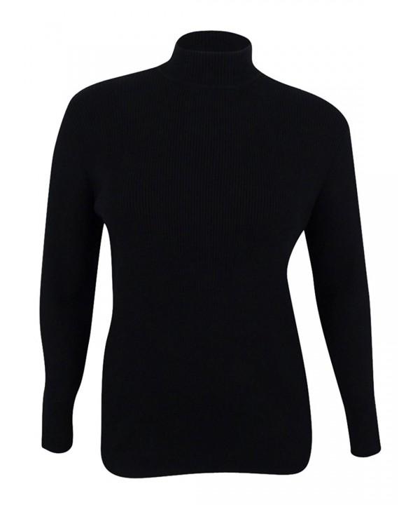 Karen Scott Womens Pullover Sweater