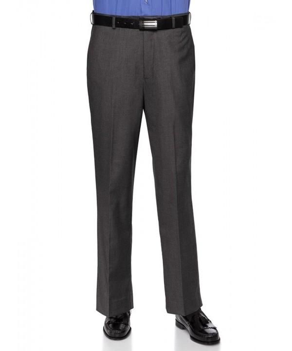 RGM Mens Modern Dress Wrinkle Resistant