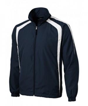Joes USA Lightweight Full Zip Jacket Navy
