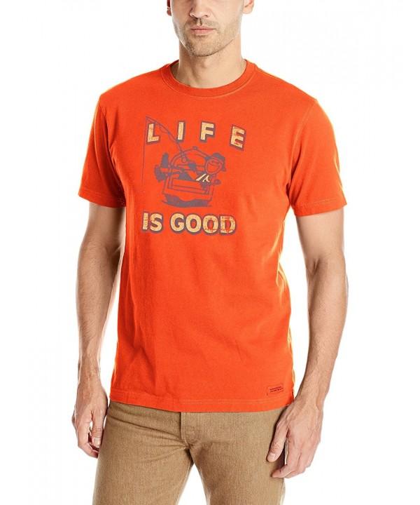 Life Kickback Crusher Medium Orange
