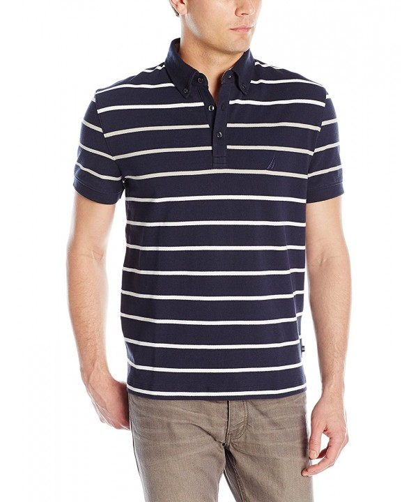 Nautica Striped Short Sleeve Medium