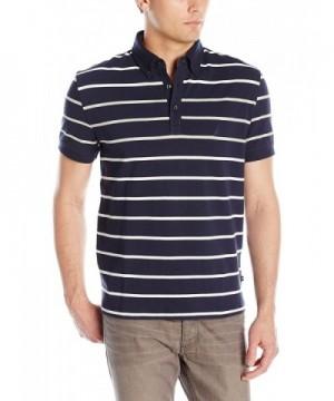 Nautica Striped Short Sleeve Medium