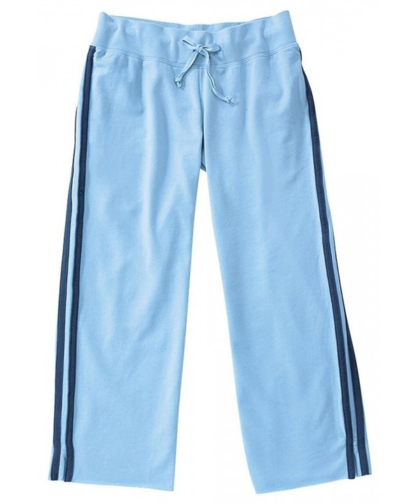 HYP Womens Cropped Terry Pants