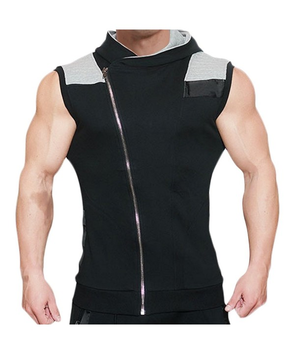 Mechaneer Workout Bodybuilding Muscle Sleeveless