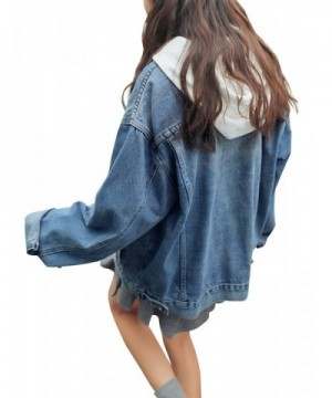 Discount Real Women's Denim Jackets