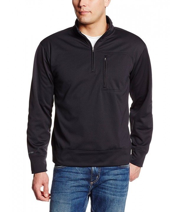 Ariat Mens Fleece Black Small