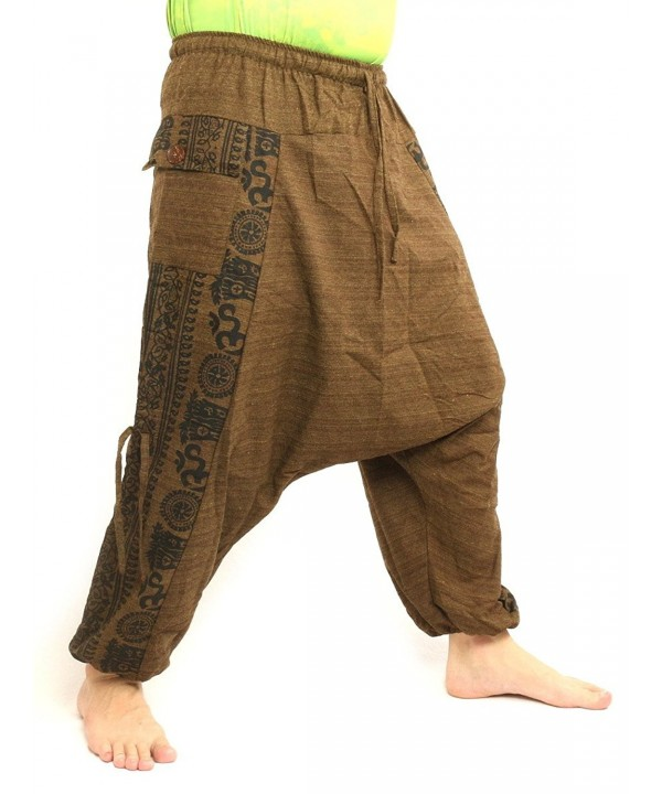 Harem Hippie Cultural Pattern Cotton