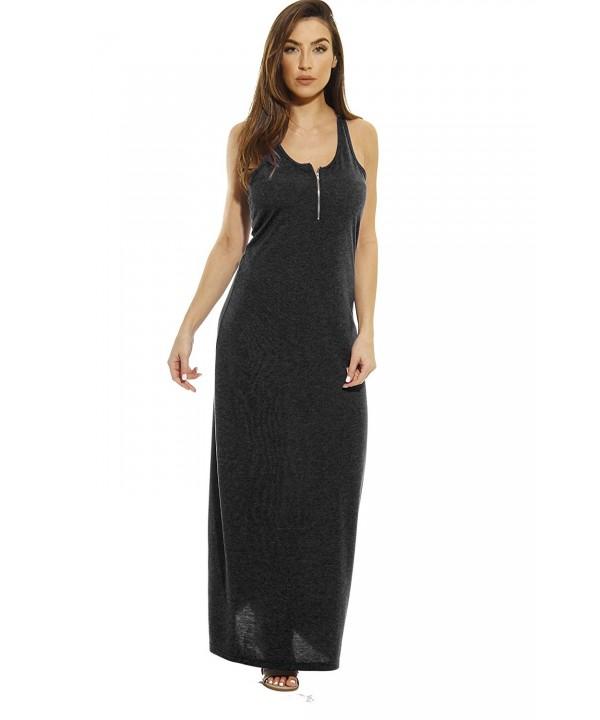 401500 BLK 1X Just Love Dresses Heathered