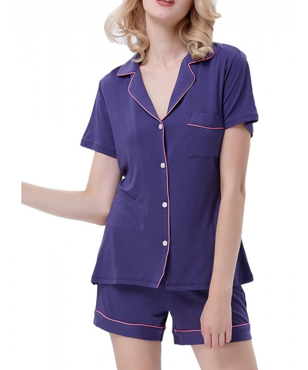 Zexxxy Women Pajamas Lightweight Sleepwear