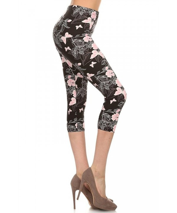 CAPRI Print Leggings Butterflies R560 CA PLUS